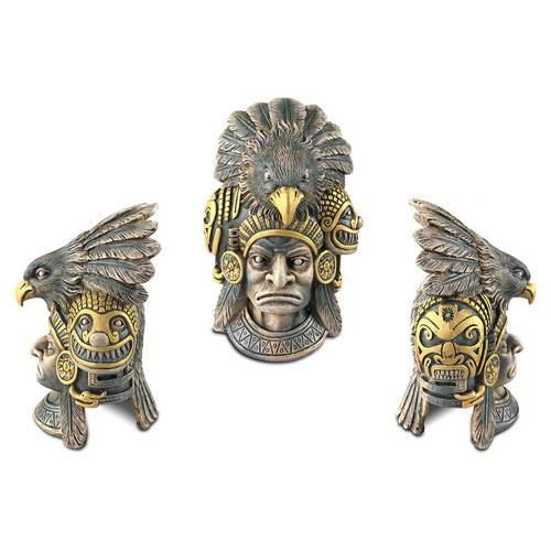Exo Terra Aztec Adler-Krieger Versteck