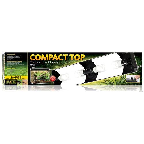 Exo Terra Compact Top Terrarienabdeckung, Maße: 90 x 9 x 20 cm