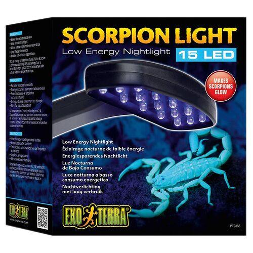 Exo Terra Scorpion Light - Energiesparendes Nachtlicht