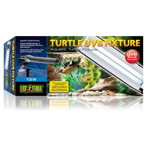 Exo Terra Turtle Lampenhalterung inkl. 11 W UVB Lampe
