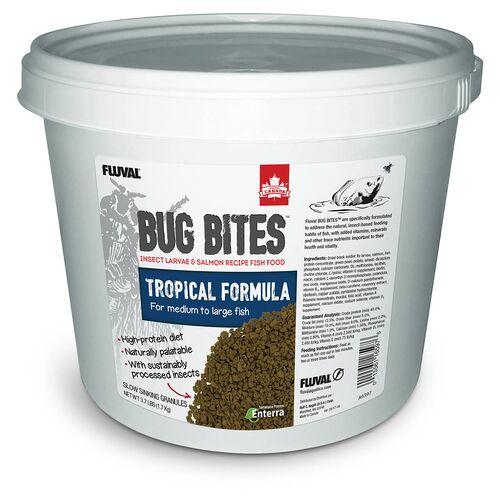 Fluval Bug Bites Tropische Fische 1,7 kg