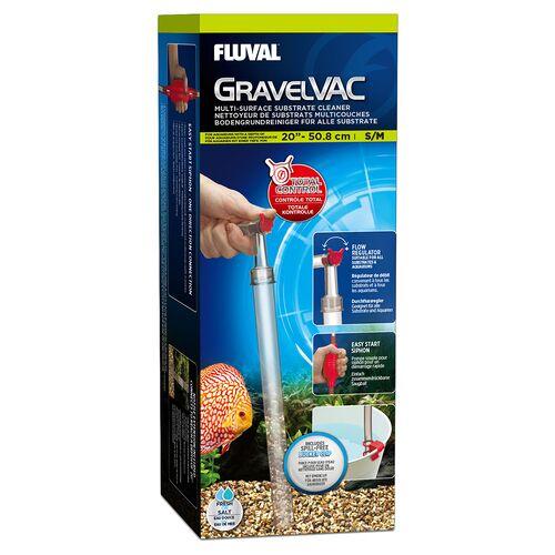 Fluval GravelVac Mulmsauger, mittel/groß