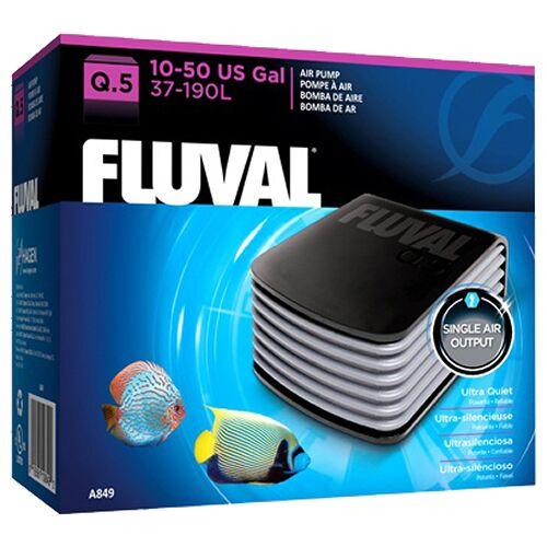 Fluval Q5 Durchlüfterpumpe für Aquarien