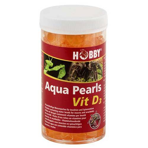 HOBBY (235,16 EUR/l) HOBBY Aqua Pearls Vit D3 / 250 ml