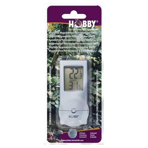 HOBBY Digitales Hygrometer/Thermometer