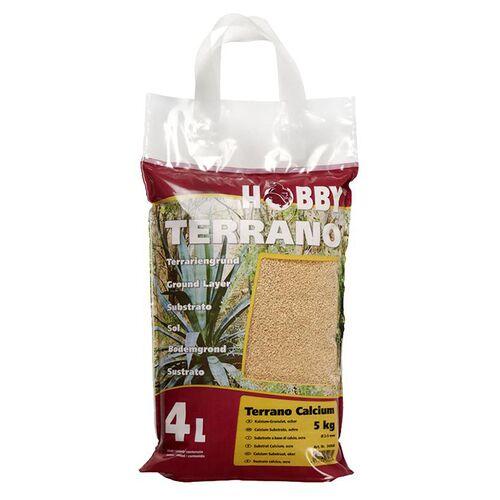 HOBBY (2,84 EUR/kg) HOBBY Terrano Kalzium Bodengrund rot 5 kg