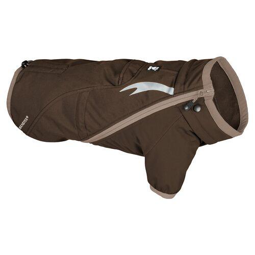Hurtta Hundemantel Chill Stopper braun, Größe: 30 cm