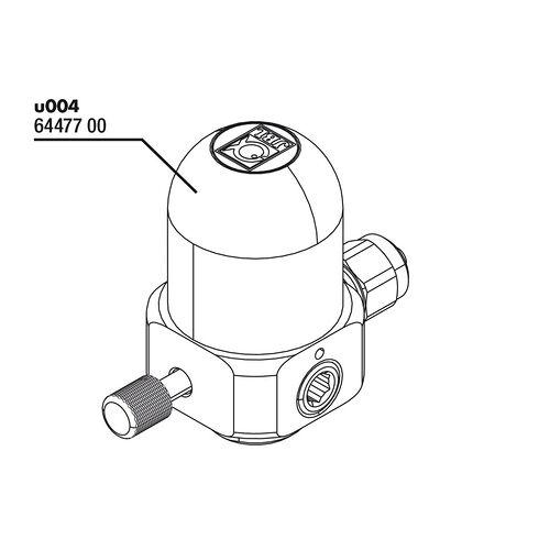 JBL Druckminderer u004 von Set u504