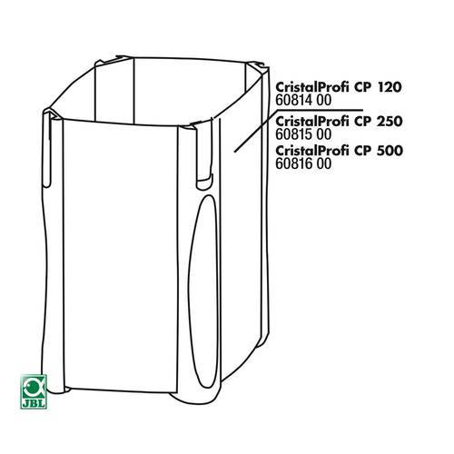 JBL Ersatzteil CP 120 Filterbehälter