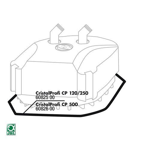 JBL Ersatzteil CP 500 Dichtung Pumpenkopf