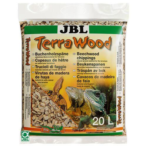 JBL (0,94 EUR/l) JBL TerraWood, Inhalt: 20 l