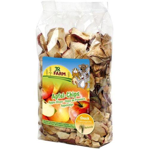 JR Farm (32,33 EUR/kg) JR Farm Apfel-Chips 80 g - 8 Stück