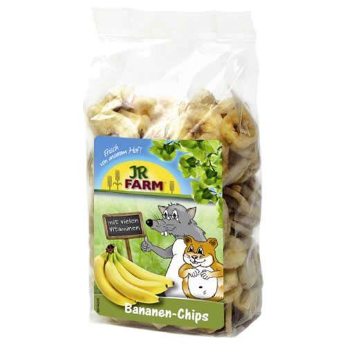 JR Farm (19,16 EUR/kg) JR Farm Bananen-Chips 150 g - 8 Stück