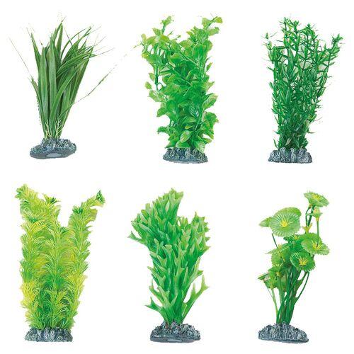Karlie Aquariumpflanze Kunststoff Fidschi, Größe: XL