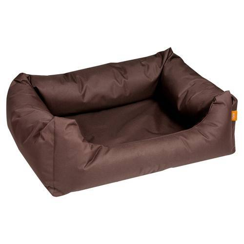 Karlie Hundebett Dream Brown, Maße: 120 x 95 x 28 cm