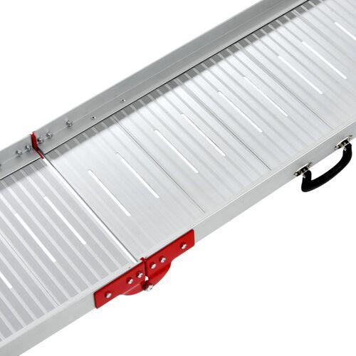 Karlie Hunderampe Aluminium