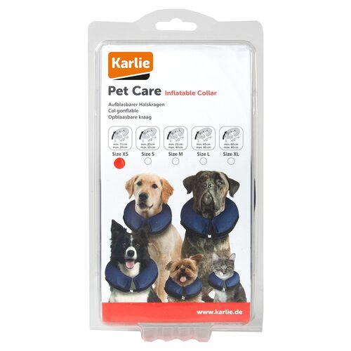 Karlie Hundeschutzkragen, aufblasbar, Größe: XS