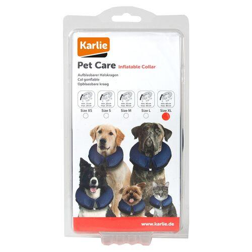 Karlie Hundeschutzkragen, aufblasbar, Größe: XL