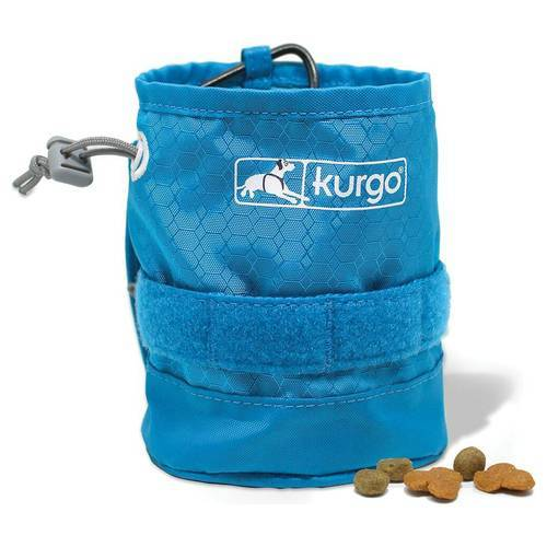 Kurgo Snacktasche RSG Yorm Treat Bag blau