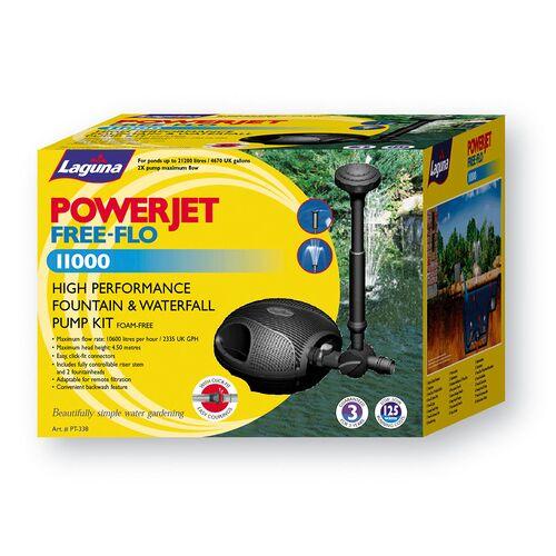 Laguna PowerJet Free-Flo Teichpumpe 11000