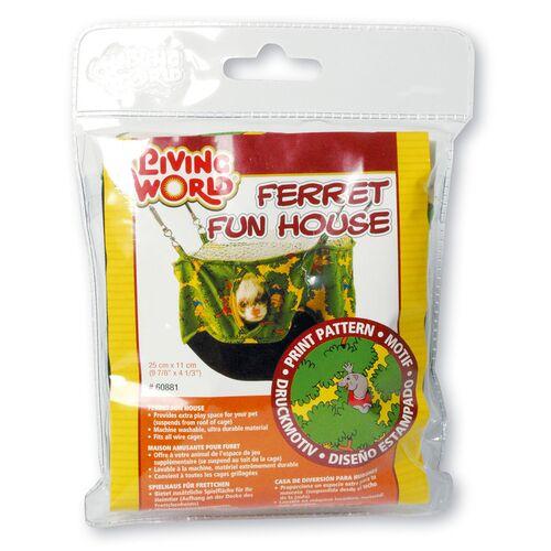 Living World Spielhaus für Frettchen