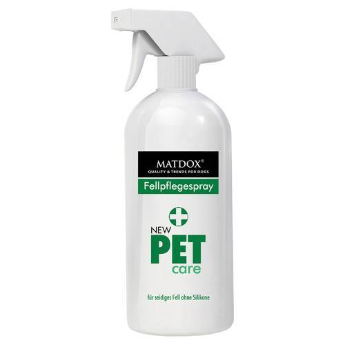MATDOX (27,38 EUR/l) MATDOX New PET care Fellpflege 500 ml