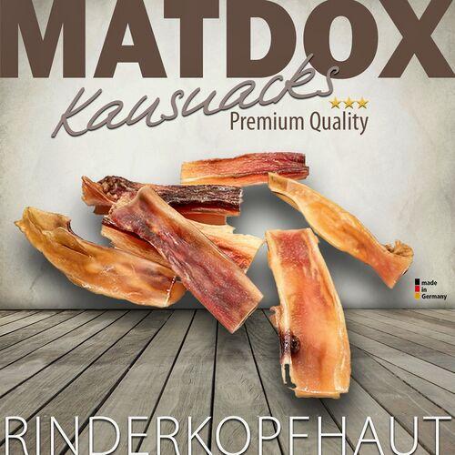 MATDOX (14,59 EUR/kg) MATDOX Premium Rinderkopfhaut 1000 g