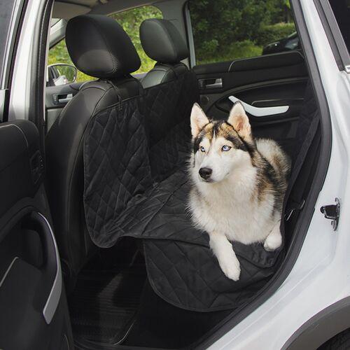 Nobby Autositz Schutzdecke schwarz