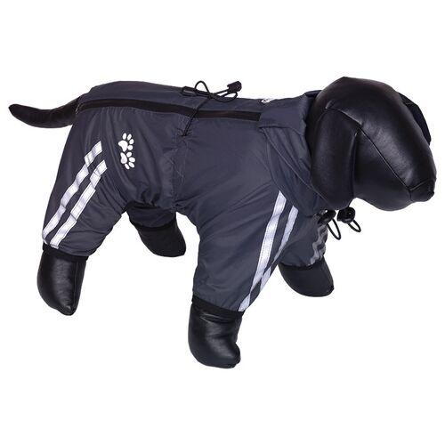 Nobby Hundeoverall Balan grau, Länge: 60 cm