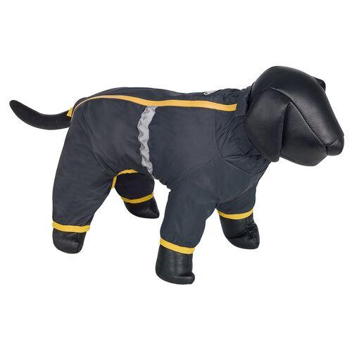 Nobby Hundeoverall Basa grau, Maße: 60 cm