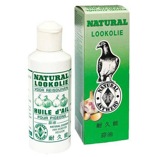 Nobby (5,40 EUR/100ml) Nobby Natural Knoblauchöl 200 ml