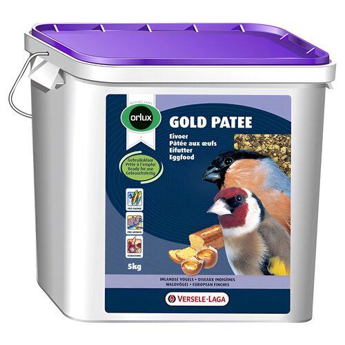 Nobby (5,64 EUR/kg) Nobby Orlux Gold patee für Waldvögel 5 kg