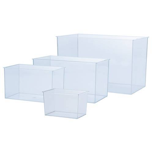 Nobby Plastik-Aquarium, Maße: 33 x 19 x 18 cm