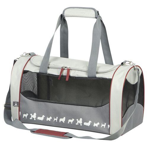 Nobby Tasche Timor grau für Hunde