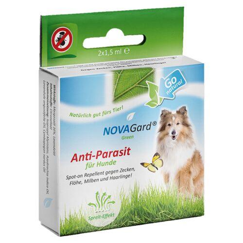 NovaGard Green (423,17 EUR/100ml) NovaGard Green Spot-On für Hunde 2x1,5 ml - 2 Stück