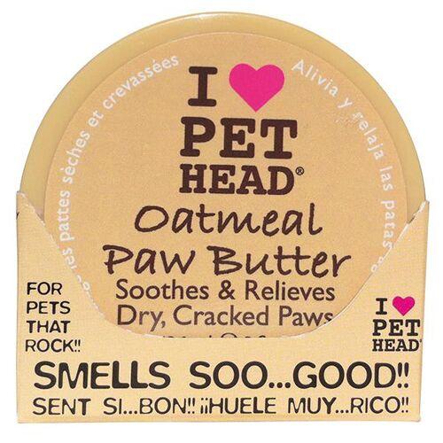 PET HEAD (23,03 EUR/100ml) PET HEAD Hafermehl Pfoten Butter 59 ml