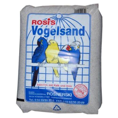 Rosis (0,58 EUR/kg) Rosis Vogelsand 2,5 kg - 10 Stück