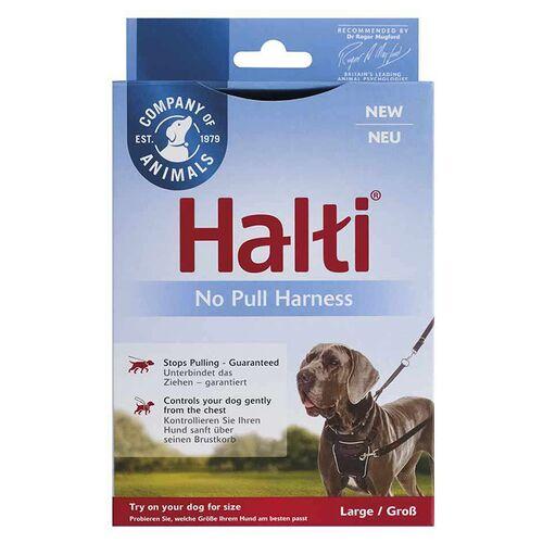 The Company of Animals Halti No-Pull Geschirr, Größe: L