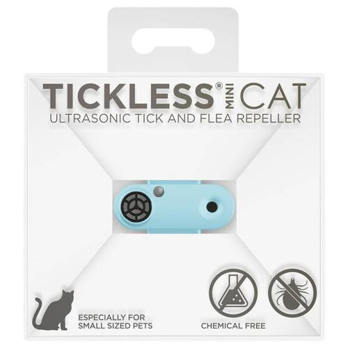 TickLess MINI Cat Ultraschallgerät - Blau