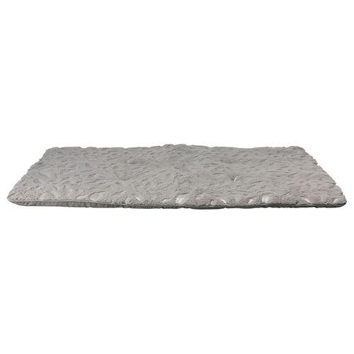 Trixie Decke Feder grau/silber für Katzen
