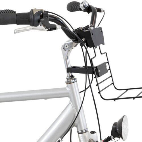 Trixie Halter für Front-Fahrradkorb schwarz