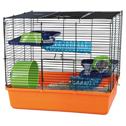 Trixie Hamsterkäfig mit Grundausstattung