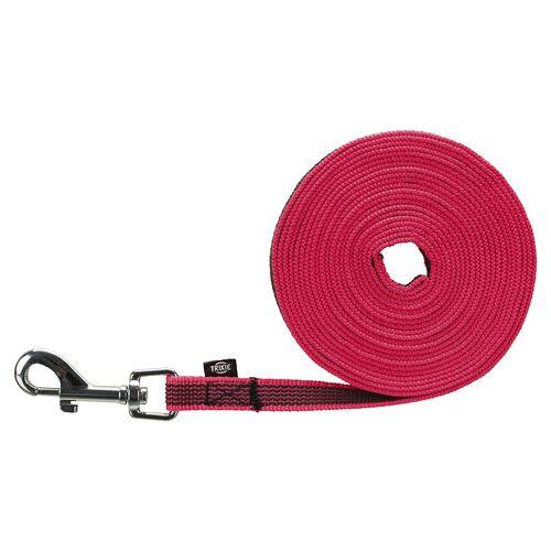 Trixie Schleppleine pink, Maße: 5 m / 15 mm
