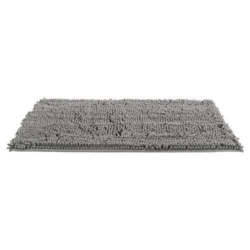 Trixie Schmutzfangmatte grau, Maße: 80 x 60 cm