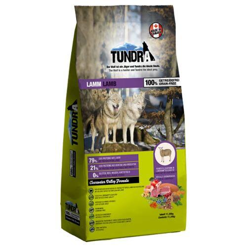 Tundra (5,64 EUR/kg) Tundra Lamm 11,34 kg