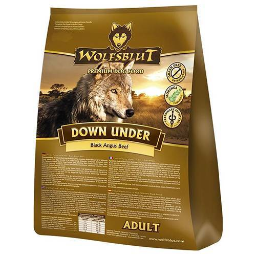 Wolfsblut (4,67 EUR/kg) Wolfsblut Down Under 15 kg