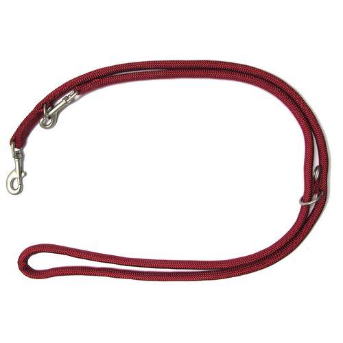 Wolters Führleine K2 rot, Maße: 200 cm / 13 mm