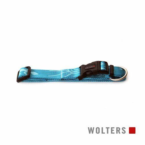 Wolters Halsband Sunset aqua, Größe: XL
