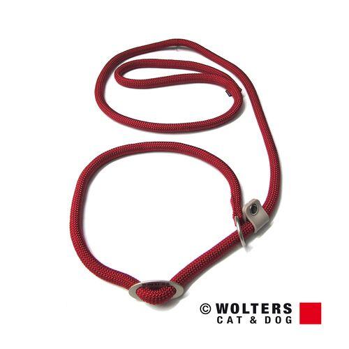 Wolters Moxonleine K2 rot, Maße: 180 cm / 13 mm