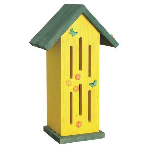 dobar Schmetterlingshaus gelb